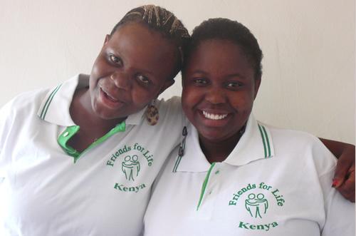 Onderwijsproject: student sponsort student in Kenia